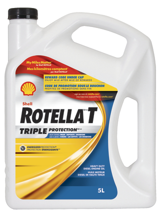 Rotella triple protection